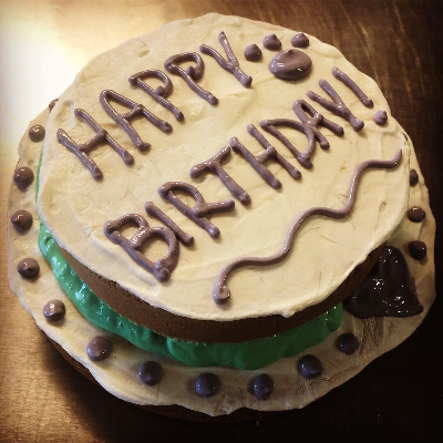 Doggy Celebration Cakes