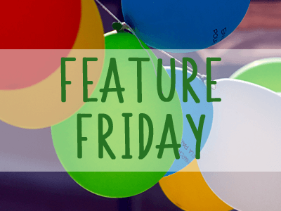 Feature Friday - Make Your Day Special