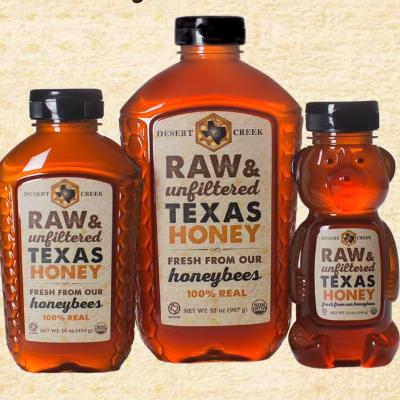 Desert Creek Texas Honey