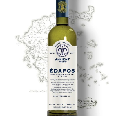 Edafos Greek Organic Extra Virgin Olive Oil