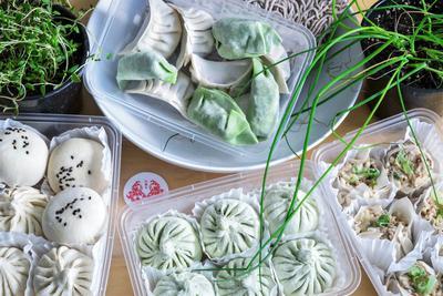 Handmade Frozen Dumplings