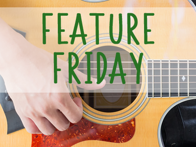 Feature Friday - Promoting Activities and Performers