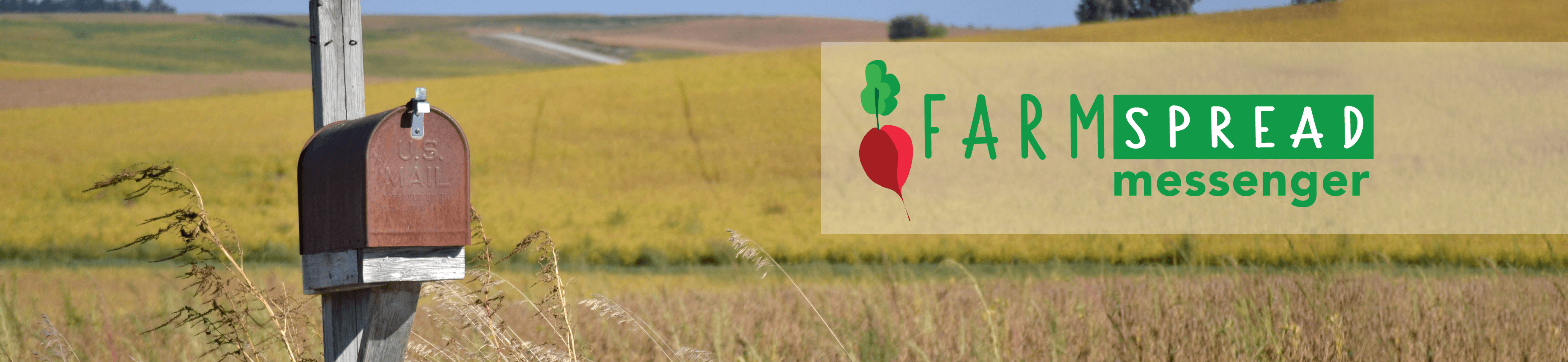 Announcing Farmspread Messenger