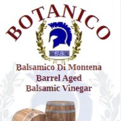 "Balsamic Vinegar ""Di Mantzio""-Botanico From Italy"