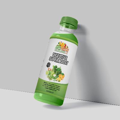 Superboost Juice % Flavors ( Immune, Digestive, Cardiovascular, Endocrine, & Lymphatic)