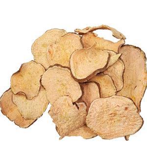 Peanutbutter Sweet Potato Chips
